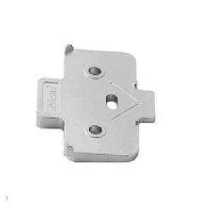 Подкладка клинообразная +5° под угловые петли Blum CLIP top, подъем 0,8 мм, штабелируемая