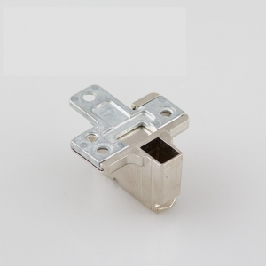 Планка Blum CLIP крестообразная под евровинты, подъем 18 мм, двусост., с доп.отверстиями
