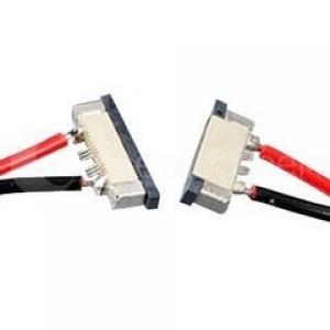 Провод MONO-6: Коннектор 2-сторонний L-20 см