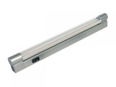Светильник TL4018 (L-537 мм серебро с козырьком)