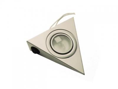 """Комплект SV.56 """"треугольник"""" из 1шт. хром"""