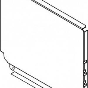 Задняя стенка Blum D ZD12(18)