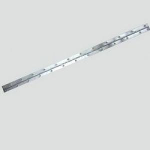 00.568 - Петля рояльная L-1000 мм б/покрытия