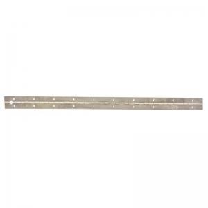 00.567 - Петля рояльная L-500 мм никель