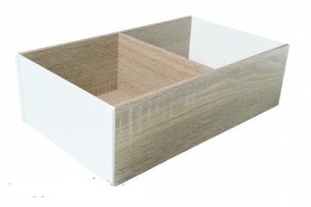 Глубокий лоток из дерева для высокого ящика Blum AMBIA-LINE