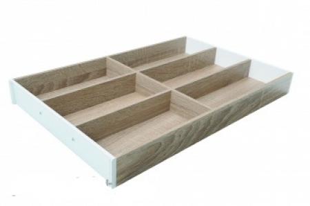 Лоток из дерева для столовых приборов под стандартный ящик Blum AMBIA-LINE