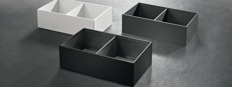 Рамка из стали для высокого ящика Blum AMBIA-LINE