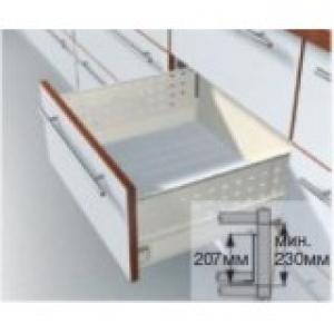 Ящик Blum METABOX M с боковиной BOXSIDE