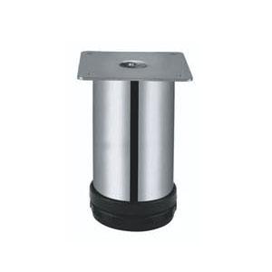 Опора N-120 метал. D-50 мм Н-100 мм хром