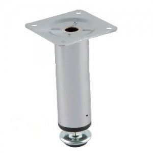 Опора N-144 метал. D-30 мм Н-150 мм матов. хром