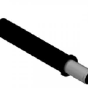 Доводчик Blum BLUMOTION для дверей, монтаж у ручки