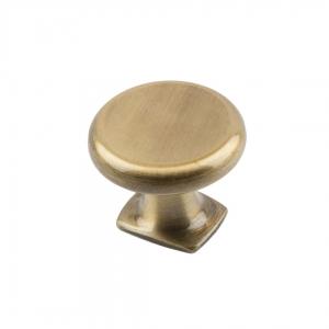 7018 Ручка кнопка бронза