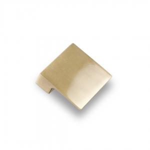 7167 Ручка кнопка 32 мм бронза