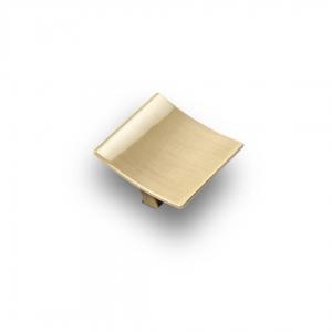 7174 Ручка кнопка 32 мм бронза