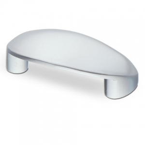 7176 Ручка кнопка 32 мм мат. хром