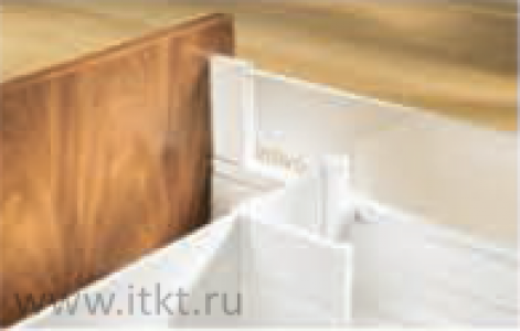 Комплект разделителей Blum ORGA-LINE для Tandembox Intivo 1 попер., 2 прод. раздел.