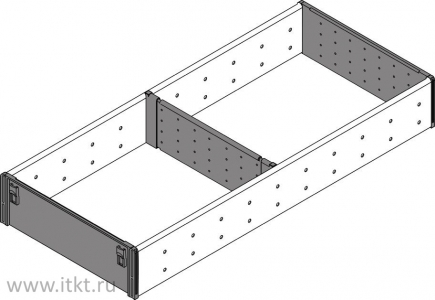 Blum ORGA-LINE комплект разделителей (частичное заполнение), МШ 194 мм