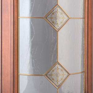 Фасад закругленный под стекло Караваджио