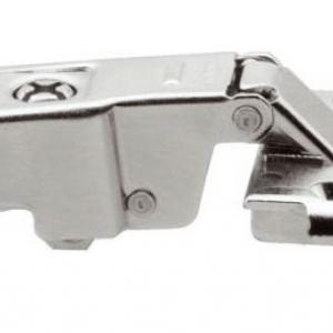 Петля Blum CLIP top для алюминиевых рамок под саморез, накладная, 95° под BLUMOTION