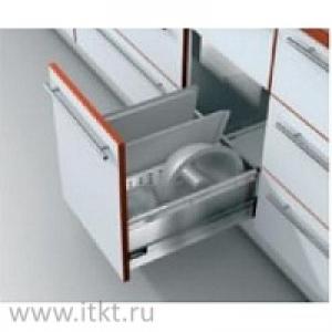 Ящик Blum TANDEMBOX для противнеий и форм для выпечки (высота D)