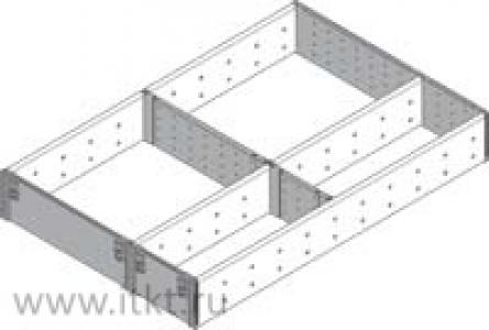 Blum ORGA-LINE комплект разделителей (частичное заполнение), МШ 291 мм