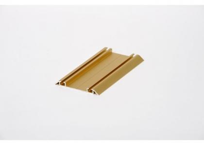 ШК-7 Направляющая нижняя золото 2,9 м