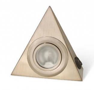 """Комплект SV.56 """"треугольник"""" из 1шт. бронза"""