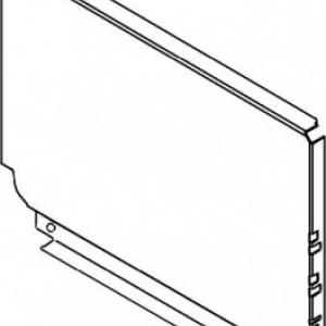 Задняя стенка Blum C ZC45(18)