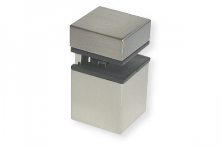 Держатель для стекла МР 001 - алюминий