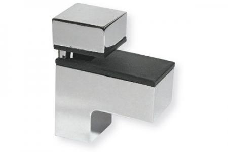 Держатель для стекла МР 002 - алюминий