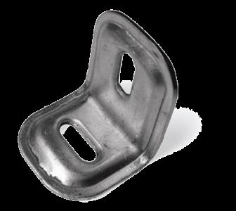 Уголок №У-471 металический 26х31х32 мм