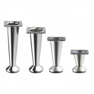 Опора N-150 металл. конус (Н-50 мм) хром