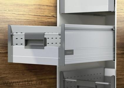 Ящик внутренниий Blum TANDEMBOX M с двустенной боковиной BOXSIDE (высота D)