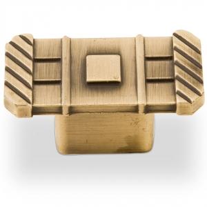 7021 Ручка кнопка бронза