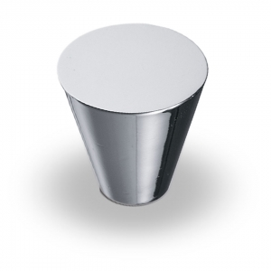 7100 Ручка кнопка хром