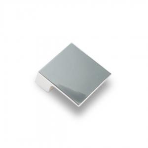 7164 Ручка кнопка 32 мм хром