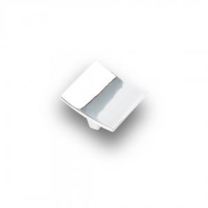 7171 Ручка кнопка 32 мм хром