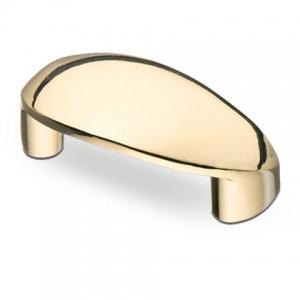 7177 Ручка кнопка 32 мм золото