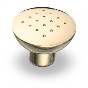 7202 Ручка кнопка золото