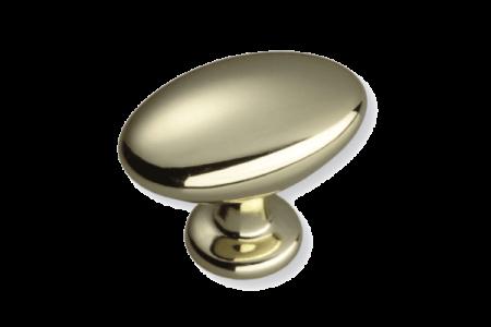 732 Ручка кнопка золото