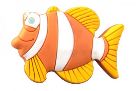 7323 Ручка детская рыбка
