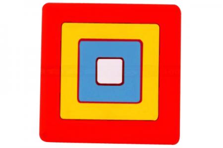 7325 Ручка детская квадрат
