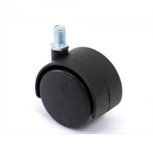 Колесо: K-142 на штыре М10, D-50 мм, черное