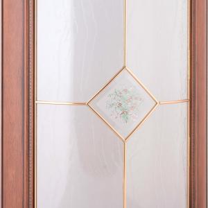 Фасад закругленный под стекло+ штапик Тициано