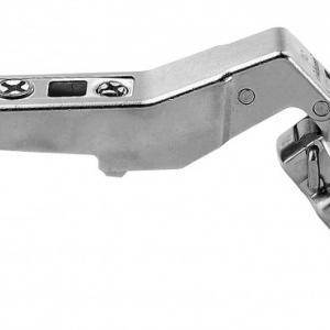Петля Blum CLIP top без пружины, для TIP-ON, угловая петля +45 I (открывание 95°)