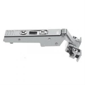 Петля Blum CLIP top накладная для алюминиевых рамок под саморез, 120°