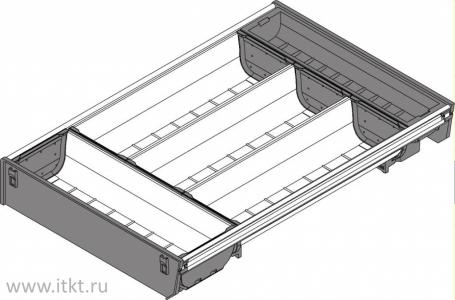 Blum ORGA-LINE набор в корпус шириной 400 мм