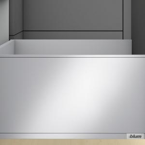 LEGRABOX F с открыванием от нажатия TIP-ON + BLUMOTION (400 мм)