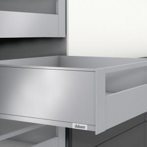 внутренний ящик LEGRABOX C с доводчиком BLUMOTION (400 мм)